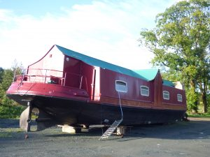 Riversdale Barge Holidays, Guesthouse and Boat building in Ireland