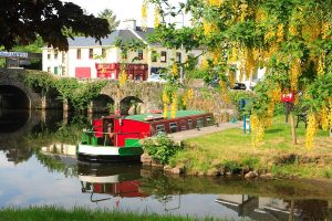 Cruise the Shannon, Erne and Shannon Erne Waterway on a Riversdale Barge Holiday